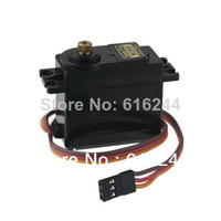 5pcs/lot High Quality 55g Metal Gear Digital Servo 360 Degree Continuous Rotation MG995 For Android Robot DIY Hobby Wholesale