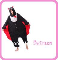 Batman Kigurumi Onesie Pajamas Onepiece Sleepwear Animal Carnival Cosplay Jumpsuits
