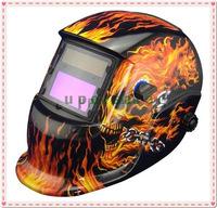 Auto Flame Beauty Darkening Mig Tig Solar Welding Grinding Helmet Welder Mask