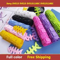 "Full color Laptops Keyboard cover for sony SVS15 SVE15 SVS15118EC SVE15116EC 15.5"""