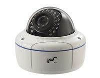 IPS 1080P Vandalproof 2.8-12mm HD Indoor / Outdoor IR Dome Network IP Security Megapixel Cameras With POE P2P (IPS-EA1824)