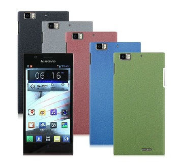 Free Shipping Hard Cover Case For Lenovo K900 Smart Phone , Cheap price + Screen Protector