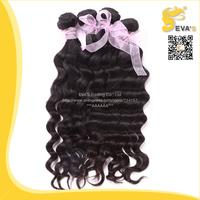 Wholesale Price 3pcs lot Russian Virgin Hair Deep Wave Hair Weaves,8-30inch 6A grade Unprocessed Virgin Hair Russian Loose Wave