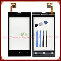 100% Guarantee Original For Nokia Lumia 520 Touch Screen Digitzer Free shipping