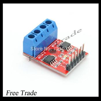 5pcs/lot L9110S DC Stepper Motor Driver Board H Bridge for Arduino Free Shipping Dropshipping