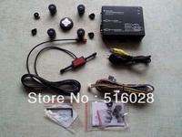 Tiretop TT268 CAR GPS DVD TPMS External Sensors Support DVD Player PSI Bar Auto Tire Pressure Monitoring System Free shipping Ho