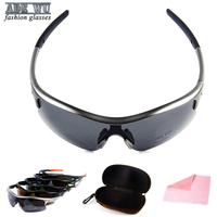 Hot Fashion Men Polarized Sunglasses V-KOOL Brand Designer Sport Cycling Eyewear Sun Glasses oculos de sol feminino with Box