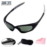 Top Quality Men Sunglasses V-KOOL Brand Polarized Outdoor Sport Cycling Eyewear Sun Glasses oculos masculino With Peanut Box