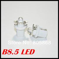 2014 Led Wholesale 10pcs/lot T5 B8.5d 2721 286 Interior Dome 12v Light Bulb/lamp/bulbs 5050 Smd Twist Lock