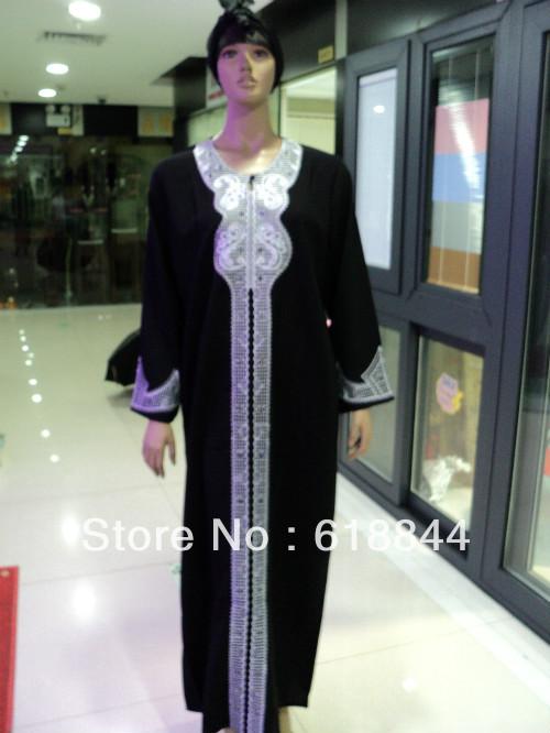 ialamic-dress-arabic-dress-abaya-kaftan-jilbab-islamic-clothing-abaya ...