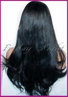 Brazilian Hair In Stock u Part Wig, High Quality U Part Wig,100% Virgin Brazilian Hair,Unprocessed Virgin Brazilian Hair