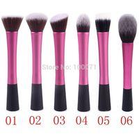 Hot Selling 1pcs Professional Powder Blush Brush Facial Care Cosmetics Foundation Brush Makeup Brushes#65007