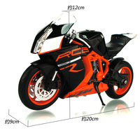 2014 fashion! free shipping!  Orange storm ! welly!  1:10!  diecast model motor bikes  RTM RC8 1190