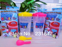 500ML Plastic ice slushy maker cup frozen drink cup