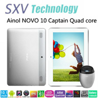 "New 10.1"" Ainol NOVO 10 Eternal Quad Core Tablet PC Andriod 4.2 OS ATM7029 2GB RAM 16GB Dual Camera Bluetooth NOVO 10 Captain"