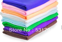 2 Free Shipping! Hot 70 * 140 cm, bath towel, bamboo fiber towels, bamboo fiber towels 12 colors