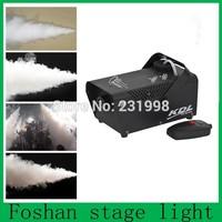 (Retail!!) cheap 400W fog machine smoke machine with wire Control