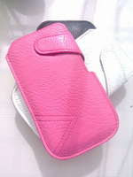 Broadside open mouth PU Leather Pouch Case Bag for Sony xperia v lt25i LT25C LT25h SO-01E Xperia VL cover Cell Phone