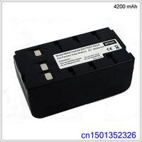wholesale high grade 4200mAh replace instrument akku battery for Pentax BP02C R-322NXM, R-325NXM, R800, R-202N, R225N