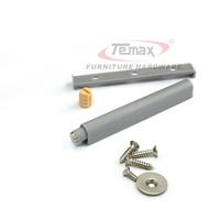 Grey Plastic Drawer Stops Push to Open System Door Damper Buffer Temax Door Hinge With Magnetic Tip PM01