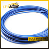 ID:3.2 mm OD : 7.5MM RACING NYLON core BRAKE LINE HOSE FLUID HYDRAULIC NEW braide brake hose