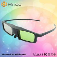 Active Shutter 3D Glasses For 3D TV for Panasonic/Sony/Sharp/Toshiba/Samsung/ Free Shipping
