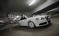Hot selling !!!  Free Shipping CCFL ANGEL EYES ,NON PROJECTOR HALO RING,  CCFL ANGELEYES LIGHTS FOR AUDI A4