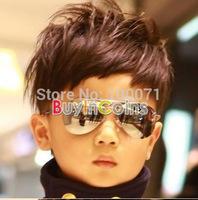 New Cool Fashion Baby Children Kids Boy Girl Sunglasses Metal Frame Child Goggles 02 #41834