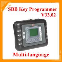 DHL free New SBB Key Programmer V33.02 Professional Auto Key Programmer with High Quality