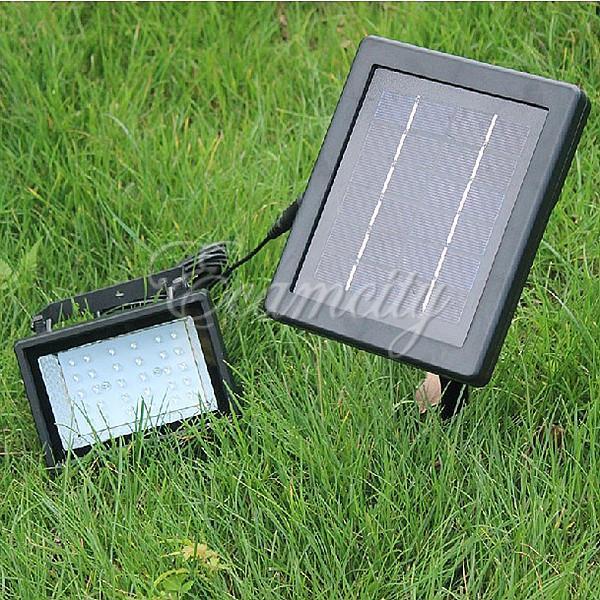 Solaire projecteur ext rieur promotion achetez des solaire for Projecteur jardin exterieur
