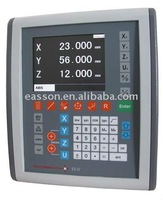 Easson  ES-12 LCD Digital ReadOut  3 axis DRO kit with Glass Scales Mill/Lathe EDM  Free Shipping