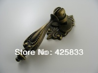 Free Shipping Single Znic Alloy Dresser Knobs and Handles Drawer Knobs Furniture Handles kitchen Cabinets Door Knobs