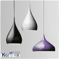 Carlo spinning lamp pendant light aluminum fashion modern bar counter lamp lighting Free Shipping