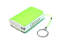 Free shipping LWPB-053 4400mAh High Capacity Power Bank Pack Portable External Battery Charger  for Apple & Android Devices