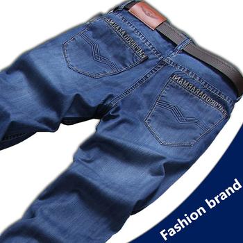 2014 модный бренд Синий Jean известный бренд мужские джинсы высокого качества мужчин ...