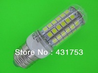 NEW  E27 E14 G9  5050 69LED Corn Bulb Light   LED Lamp 200V-240V 360 degree white / warm white ( high brightness )