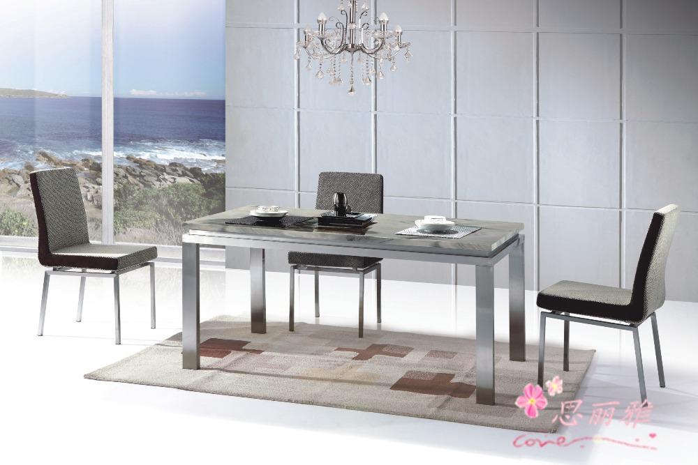 Online kopen wholesale moderne eettafel uit china moderne eettafel groothandel - Eettafel moderne ...
