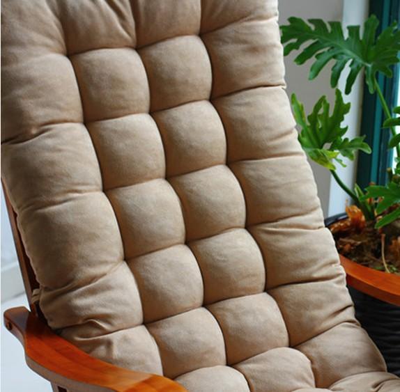 Стеганая подушка для стула своими руками