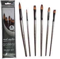 Professional Brush Nylon Brushes Set, Suitable for Acrylic Painting & Oil Painting & Watercolor Painting