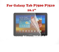 "High Clear Transparent Screen Protector / Guard For Samsung Galaxy Tab 10.1"" P7510 P7500 With Retail Package"