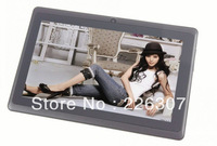 Wholesales free shipping Allwinner A13 Dual Core Android 4.0 Capacitive Screen  4GB 9 inch tablet pc