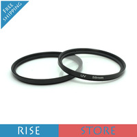 Free shipping High Quality Crystal Optics Filter 58mm UV Filter Ultra-Violet Filter Lens Filter Lens Protector for camera