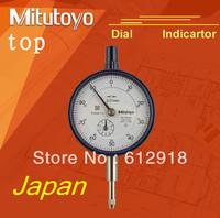 top/(Mitutoyo), Japan Mitutoyo dial indicator pointer indicator 2046 s 0 to 10 * 0.01 mm