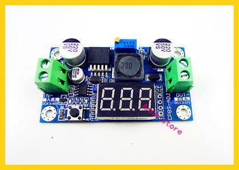 12v to 5v (input 4.5-30 V, output 1.3-37 V) 2A 20W DC/DC step down Converter Power Supply Module  5pcs/lot