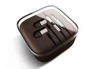 Free Shipping 100%Original XIAOMI Piston Earphone Headphone with Remote & Mic For XIAOMI MI2 MI2S MI2A M3 Phones-2184