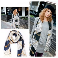 2013 Newarrival Free shipping Supernova sale long scarf  Women's fashion scarf Cotton scarves for women