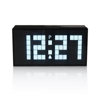 Table Clock Home Decor Alarm Big Wall Clock Desktop Electronic Clock Home Decoration