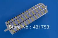 R7S( high brightness )13W 60 SMD 5050 Led Bulbs Light Led Replacement For Halogen Flood Lamp Support the dimming85~265V CE ROHS(