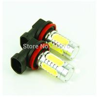 2* 7.5w H11 H8 HB3 HB4 9005 9006 881 car led fog light 7.5W Car LED Fog Lamp Automobile Light Bulbs