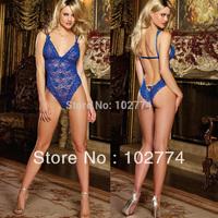 Sexy Lingerie Set Underwear Set the temptation nightclub essential blue hot Babydolls S68932